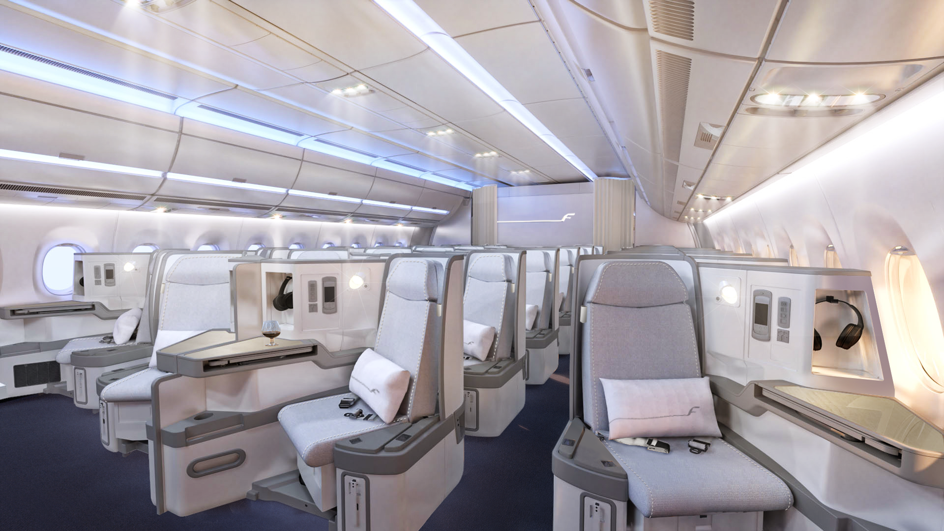 Finnair Unveils Routes Economy And Business Class Cabins