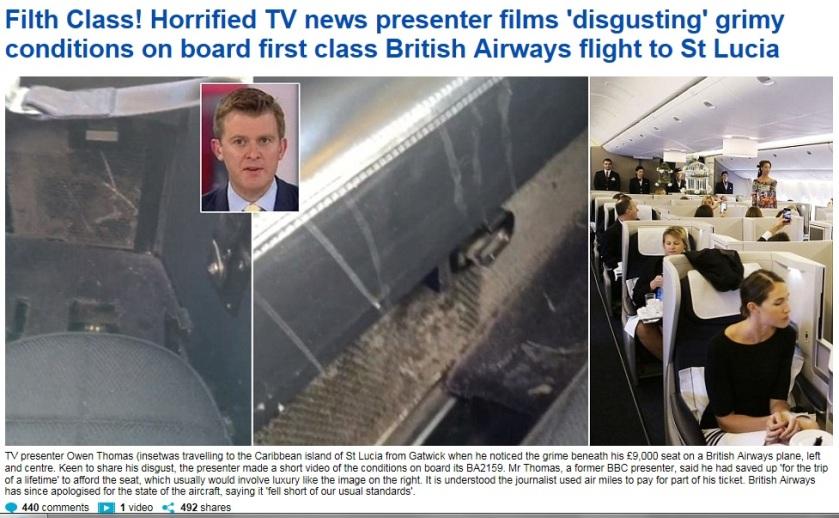 Owen Thomas, British Airways, MailOnline
