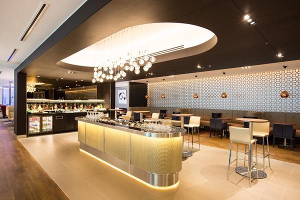 British Airways Lounge, Singapore Changi Airport