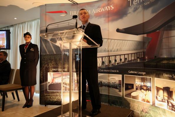 British Airways, New York JFK Terminal 7, May 2008