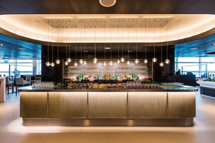 British Airways Lounge - London Gatwick South Terminal