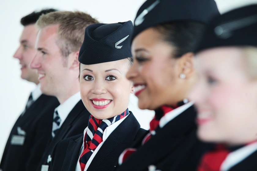 British Airways Cabin Crew (Image Credit: British Airways)